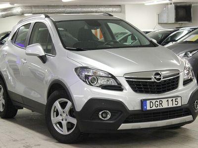 begagnad Opel Mokka 1,4 EcoTEC 140hk
