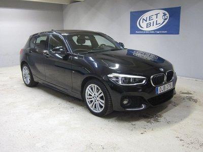 begagnad BMW 118 d xDrive M Sport 150hk Nyservad
