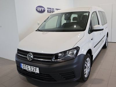 begagnad VW Caddy Maxi Life TDI 102 Drag Euro6 -19