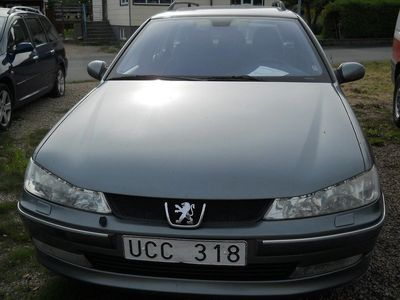 begagnad Peugeot 406 Break 2.0 136hk