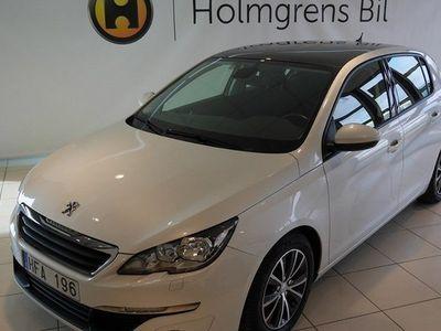 begagnad Peugeot 308 5D ACTIVE 1,6 HDI Panorama Nav 2014, Halvkombi 124 900 kr