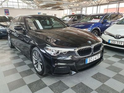begagnad BMW 520 D Sedan Steptronic*M Sport* -19