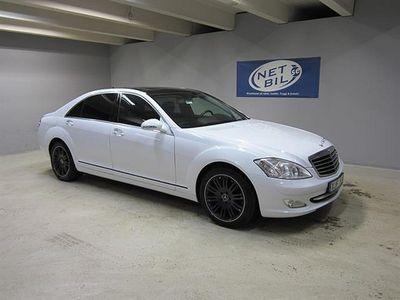 usata Mercedes 350 S-Klass272hk Sv-såld 8500mil
