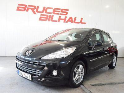 begagnad Peugeot 207 5-dörrar 1.4 73hk