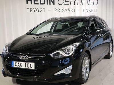 begagnad Hyundai i40 1.7 CRDi (136hk) *Navi,Drag*