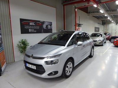 brugt Citroën C4 Picasso 1.6 HDi EGS 114hk