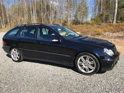 begagnad Mercedes C320 203 KCDI