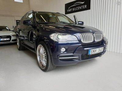 gebraucht BMW X5 xDrive35d Steptronic 286hk Drag -09