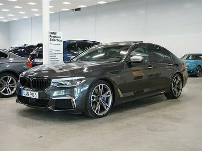 begagnad BMW M550 i xDrive Ultimate Edt Individual Night Vision Bw 20''