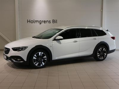 begagnad Opel Insignia Country Tourer 2.0 Turbo Sports Tourer 4x4 Med Tonade Rutor