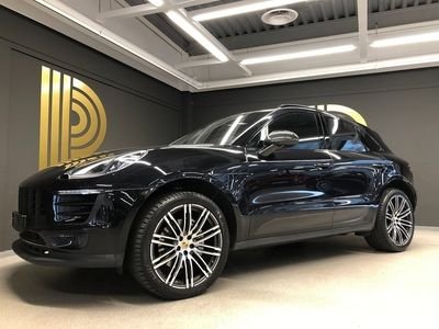 begagnad Porsche Macan 3.0 S Diesel (258hk) Sport Chrono