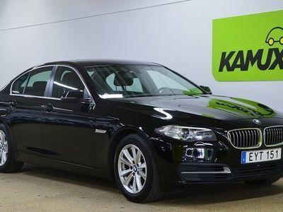 begagnad BMW 520 d Sedan Comfort Facelift