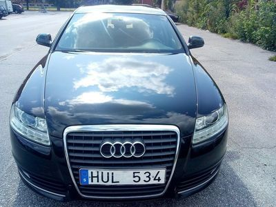 begagnad Audi A6 Sedan 2.8 FSI Multitronic 190hk -09