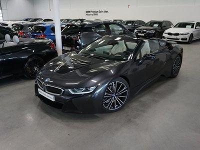 begagnad BMW i8 Roadster 1.5 + 11.6 kWh Steptronic Eur