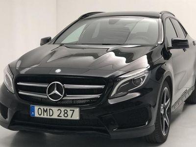 begagnad Mercedes GLA200 d 4MATIC X156