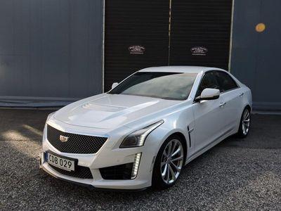 begagnad Cadillac CTS