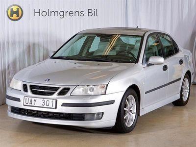 begagnad Saab 9-3 2.0T SportSedan (210hk)