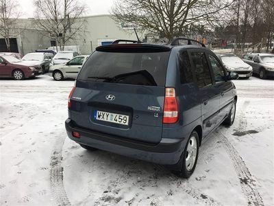 begagnad Hyundai Matrix 1.8 COMFO Kamrem Bytt -06