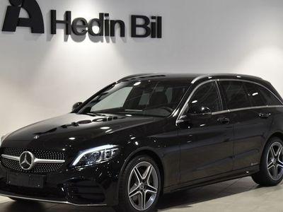 begagnad Mercedes 220 C-KLASSD // AMG-Line