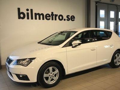 begagnad Seat Leon 1,2 TSI Teknikpaket 2018, Halvkombi Pris 139 900 kr