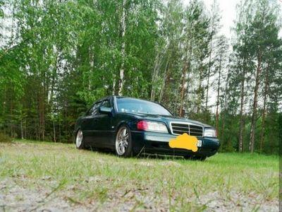 begagnad Mercedes C230 w202-96