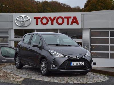 begagnad Toyota Yaris 1,5 5-D Active -18