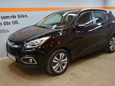 begagnad Hyundai ix35 1,7 CRDi Go Navigation Backkamera