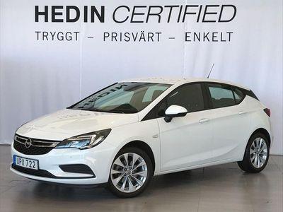 begagnad Opel Astra 1.0 EDIT ecoFLEX Manuell, 105hk