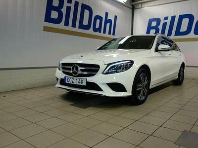 begagnad Mercedes 220 C4MATIC Aut, SoV-hjul, Multibeam, drag