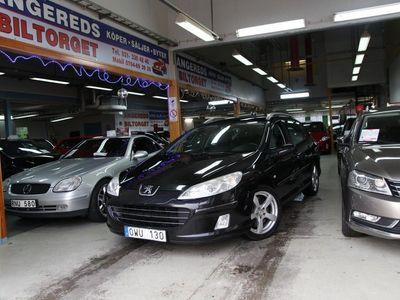 begagnad Peugeot 407 SW 2.2 NY BES 163hk
