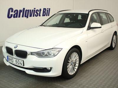 begagnad BMW 320 D TOURING 184HK Luxury Line