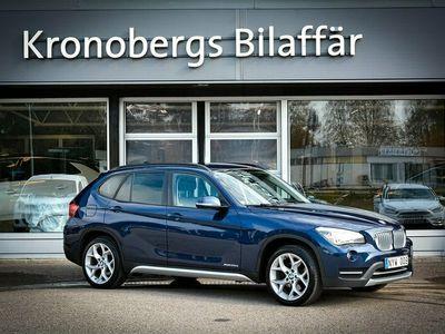 begagnad BMW X1 xDrive20d 2014