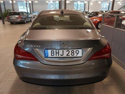 gebraucht Mercedes CLA200 156hk // Backkamera ///