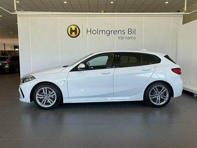 begagnad BMW 118 i 5dörrr M-Sport HiFi Rattvärme