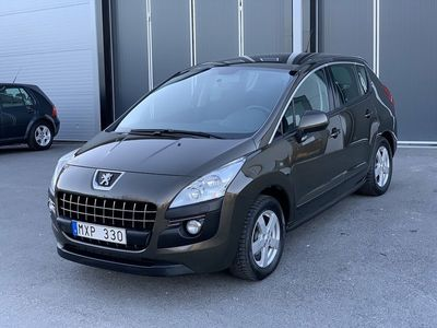 gebraucht Peugeot 3008 1.6 HDi Endast 6600mil