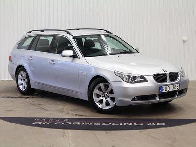 begagnad BMW 525 i Touring Automat 218hk