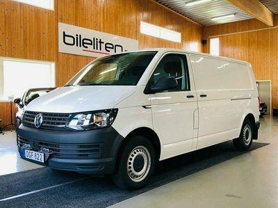 begagnad VW Transporter 2.0 TDI L2H1 Värmare Comfort 150hk