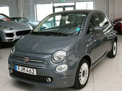 begagnad Fiat 500 500 1.2 Euro 6 - Panorama 2019, Halvkombi 112kr