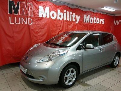 begagnad Nissan Leaf 30 kWh Single Speed 109hk