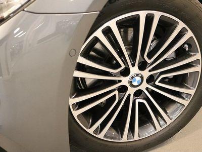 begagnad BMW 520 d xDrive Sedan Sport line Winter Drag
