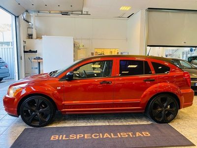 begagnad Dodge Caliber 1.8 150hk Drag 0%Ränta
