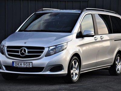 begagnad Mercedes V250 d L 7G-Tronic Plus, 190hk