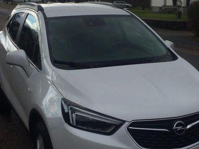 begagnad Opel Mokka X 1.4 4x4 Dynamic 2550 mil