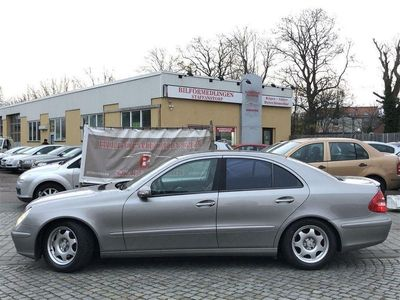 begagnad Mercedes E240 *177HK* CLASSIC FINT SKICK NYBESIKTIGAD