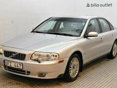 begagnad Volvo S80 2.5T AUTOMAT REP.OBJEKT (210hk)