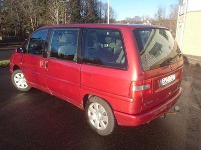 begagnad Citroën Evasion Minibuss -02