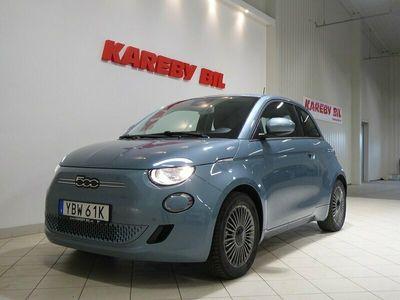begagnad Fiat 500e ICON 23.8 kWh Navi l Backkamera l Demo
