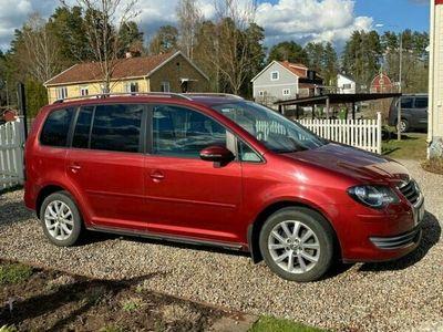 begagnad VW Touran TOURAN TSI 140