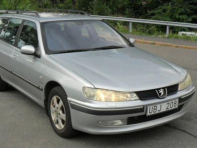 begagnad Peugeot 406 SE 2,0 KOMBI