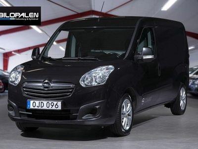 begagnad Opel Combo VAN -17